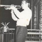 Edward Kamiński jazzowy trębacz z Sochaczewa