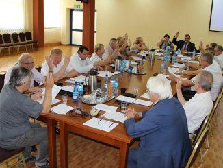 Obradowała Rada Powiatu