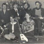 Szymański waldek, Frankowski, Komnedarek, Gołębiowski, córka Kosnowska, Ewa Komendarek