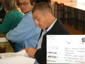 Fot. Radny Marcin Cieślak zastanawia się, kto pisze donosy w jego imieniu