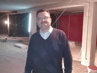 - W tej sali powstanie wkrótce kawiarnia muzyczna – zapewnia Artur Komorowski, dyrektor SKC