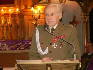 W tym roku na Narodowy Dzień Pamięci Żołnierzy Wyklętych mjr Wacława Sikorski nie dojechał. Zapowiadane jest spotkanie z nim w kwietniu, w miesiącu Pamięci Narodowej