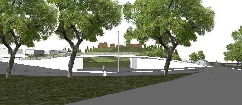 amfiteatr IV góra