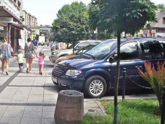 parkowanie Iv góra