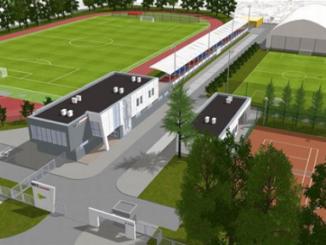 stadion IV góra