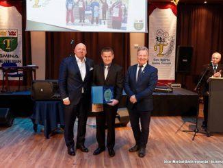 Gala Mistrz+-w Sportu Gminy Teresin - Najlepszy trener
