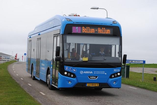 autobusy IV góra