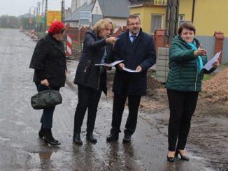 prace na powiatowych drogach-prasa