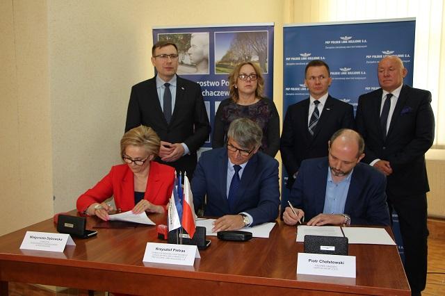 Umowa na projekt tunelu w Teresinie podpisana_ok
